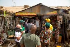 SHS beneficiary: Mr. Emeka Ogonna, Ttrader at Tasha Market Aso-B, Maraba – Nasarawa State