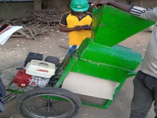 Agro-processors in the community need electric motors to replace the diesel powered ones they have. This will allow them to connect to the minigrid