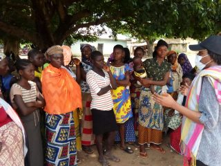 FGD with Women in Kwali Abuja